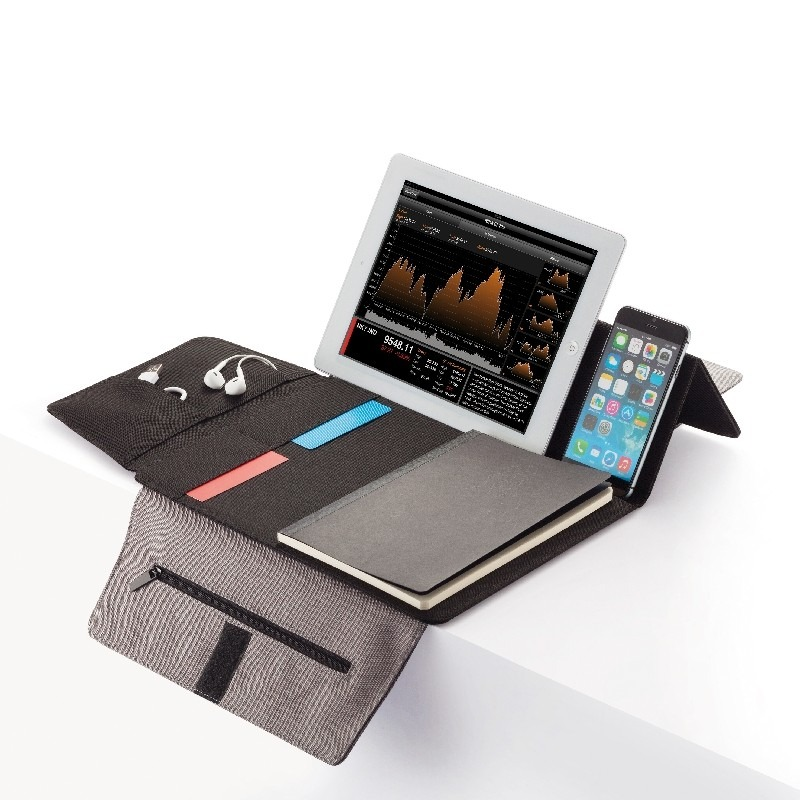 "Seattle 910"" Tablet Portfolio bedrucken"