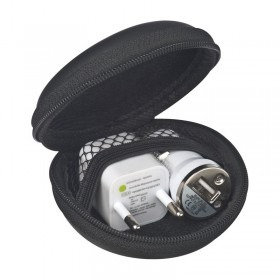 Travel Set mit EU Stecker/USB Charger