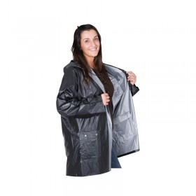 Wendbare Regenjacke in XL