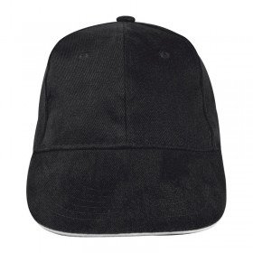 6 Panel Sandwich-Baseball-Cap