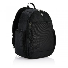 "Swiss Peak Querriemen 15"" Laptop Rucksack"