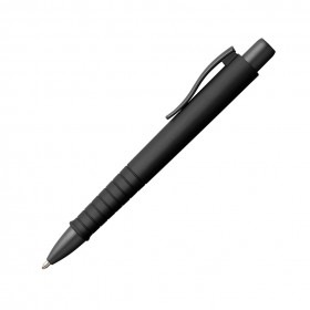 Faber-Castell Kugelschreiber Poly Ball All Black