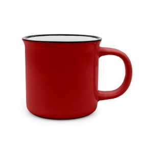 Retro Tasse Matilda 260 ml rot
