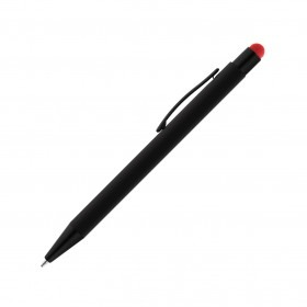 Bokaj Smart All Black Touchpen mit farbigem Stylus