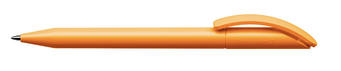 Prodir DS3 Biotic Pen in Orange